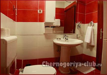 Апартамент в Будве за 52 €  в сутки