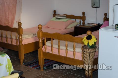 Апартамент в Сутоморе за 12 €  в сутки