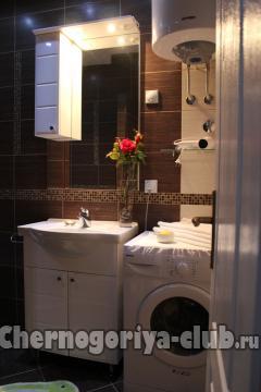 Апартамент в Тивате за 90 €  в сутки
