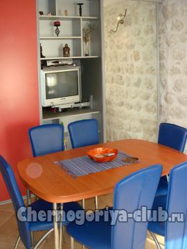 Апартамент в Перасте за 40 €  в сутки