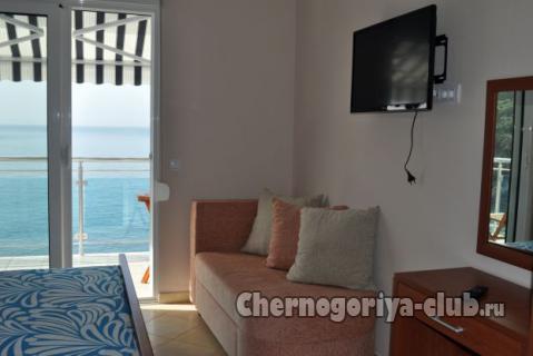 Апартамент в Ульцине за 60 €  в сутки