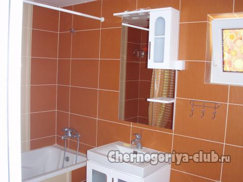 Дом/вилла в Будве за 120 €  в сутки