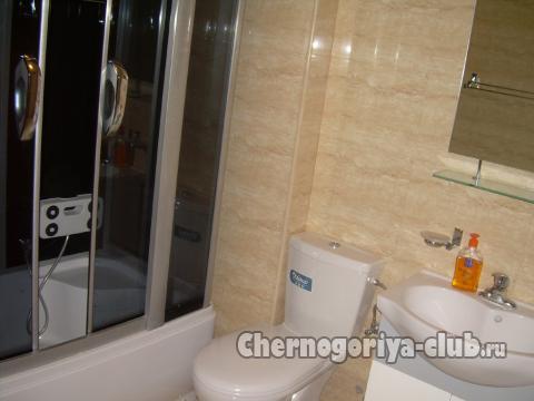 Апартамент в Будве за 79 €  в сутки