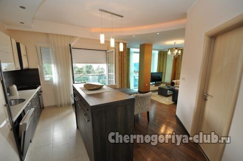 Апартамент в Бечичи за 150 €  в сутки