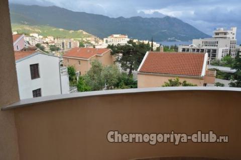 Апартамент в Бечичи за 39 €  в сутки