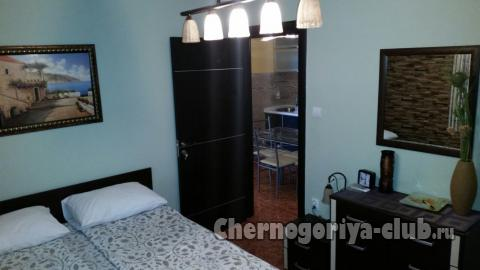 Апартамент в Которе за 50 €  в сутки