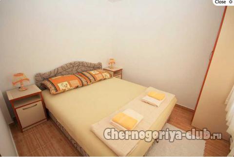 Апартамент в Утехе за 60 €  в сутки