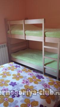 Апартамент в Которе за 25 €  в сутки