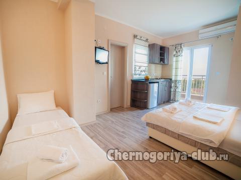 Апартамент в Булярице за 49 €  в сутки